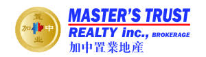 MASTER'S TRUST REALTY INC., Brokerage*